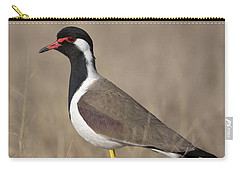 Red-wattled Lapwing Carry-all Pouch