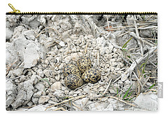 Red-wattled Lapwing Nest Carry-all Pouch