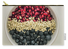Red White Blue Power Breakfast Carry-all Pouch