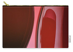 Red Wine 3x2 Format Carry-all Pouch by Garry McMichael