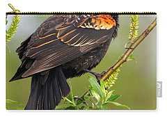 Red-wing Sound-off Carry-all Pouch