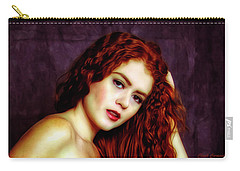 Redhead ... Carry-all Pouch