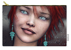 Redhead Carry-all Pouch