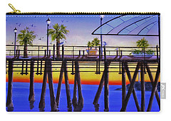 Redondo Beach Pier Carry-all Pouch