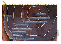 Redwood History Carry-all Pouch