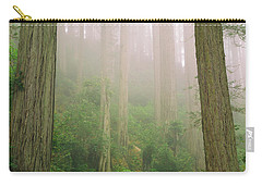 Redwoods Fog Carry-all Pouch
