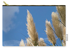 Reeds Against Sky Carry-all Pouch