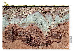 Carry-all Pouch featuring the photograph Reef Colors by PJ Boylan