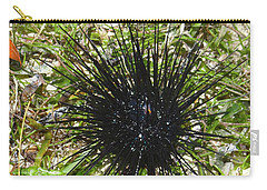 Reef Life - Sea Urchin 1 Carry-all Pouch by Exploramum Exploramum