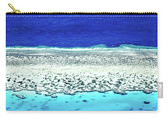 Reefs Edge Carry-all Pouch by Az Jackson