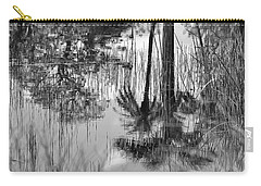 Reflected Palms Carry-all Pouch