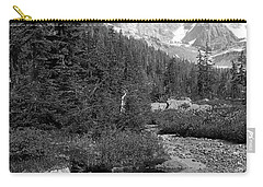 Reflected Pine Carry-all Pouch