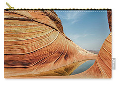 Reflected Wave Carry-all Pouch