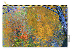 Reflecting Autumn Carry-all Pouch