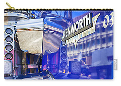Reflecting On A Kenworth Carry-all Pouch by Theresa Tahara