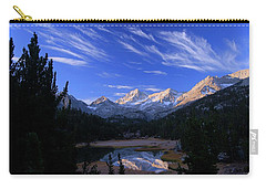 Carry-all Pouch featuring the photograph Reflecting Pool by Sean Sarsfield