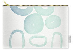 Reflecting Pools- Art By Linda Woods Carry-all Pouch by Linda Woods