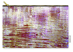 Reflecting Purple Water Carry-all Pouch