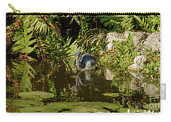 Reflecting Carry-all Pouch