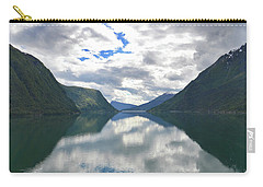 Reflecting Skjolden. Carry-all Pouch