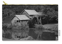 Reflecting The Mill Carry-all Pouch