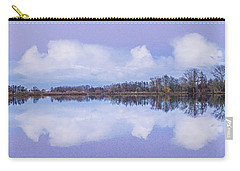 Reflection At Dusk Carry-all Pouch