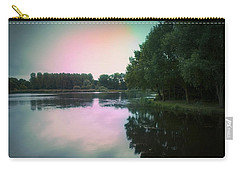 Reflection. Carry-all Pouch by Eskemida Pictures