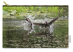 Reflection In Water  Carry-all Pouch
