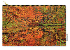 Reflection Of Autumn Carry-all Pouch