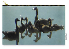 Reflection Of Geese Carry-all Pouch