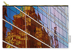 Reflection Of The Past - Tulsa Carry-all Pouch