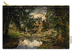 Carry-all Pouch featuring the photograph Reflection by Ryan Photography