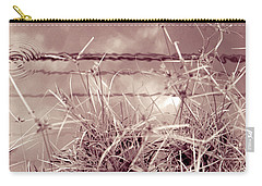 Carry-all Pouch featuring the photograph Reflections 1 by Mukta Gupta