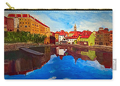 Czech Reflections Carry-all Pouch