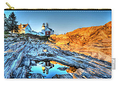 Reflections At Pemaquid Point Carry-all Pouch