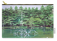 Reflections Carry-all Pouch by Christine Lathrop