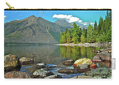 Reflections Glacier National Park  Carry-all Pouch
