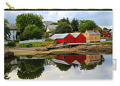 Reflections In Rorvik Carry-all Pouch