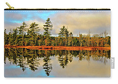 Reflections Carry-all Pouch by Kathleen Sartoris