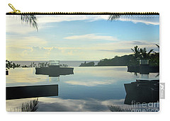 Reflections Of Bali Carry-all Pouch
