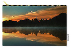 Reflections Of Beauty Carry-all Pouch by Rob Blair