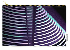 reflections of Circles   Carry-all Pouch by Haleh Mahbod