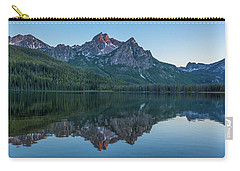 Reflections Of Elk Mountain Carry-all Pouch