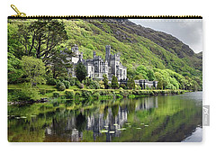 Reflections Of Kylemore Abbey Carry-all Pouch