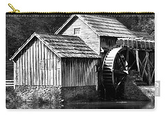 Reflections Of Mabry Mill Carry-all Pouch