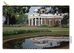 Reflections Of Monticello Carry-all Pouch