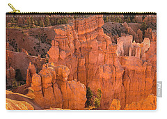 Reflections Of Morning Light Carry-all Pouch by Angelo Marcialis