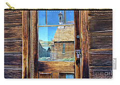 Reflections Of The Bodie Church Carry-all Pouch