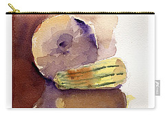 Reflections On A Winter Squash Carry-all Pouch