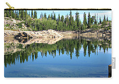 Reflections On Lake Mary Carry-all Pouch
